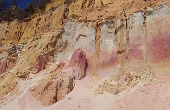 Rainbow Sands - Rainbow Beach 4WD Hire